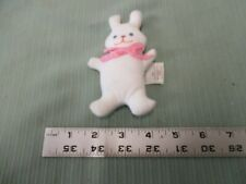 Vintage Fisher Price Doll My Sleepy Baby # 207 1978 White Bunny Lovey part only