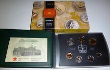 1998 SPECIMEN SET - ROYAL CANADIAN MINT 7-COIN SET - ORIGINAL CASE & CERTIFICATE