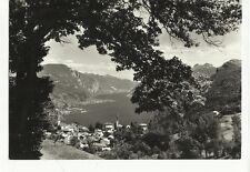 76343 CARTOLINA DI CIVENNA SULLO SFONDO IL LAGO DI COMO 1969