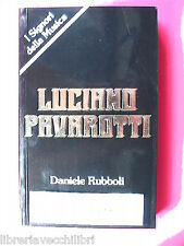 Biografia LUCIANO PAVAROTTI di Daniele Rubboli Tenore