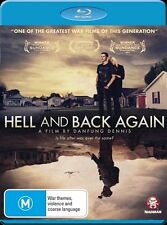 Hell And Back Again (Blu-ray, 2012) Region B  New Sealed