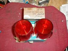NOS MOPAR 1957 DODGE CAR TAIL LENSES CORONET ROYAL CUSTOM ROYAL LANCER