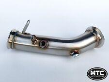 """MTC Motorsport BMW 135i N55 Decat Tubo di scolo di scarico 4"""" M135i 2012-PRE GIUGNO 2013"""