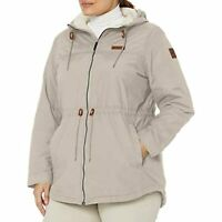 MSRP $160 Columbia Women's Chatfield Hill Jacket Flint Gray Size Large