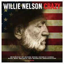 Willie Nelson Crazy 180g Vinyl Record LP Country Music Funny How Time Slips Away
