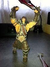 Blizzard Warcraft WOW Figur Allianz Menschen Held Lo´Gosh