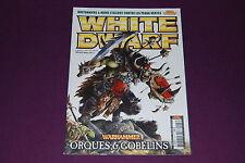 WHITE DWARF 203 - Mars 2011 - Warhammer, 40000 40k & Seigneur des Anneaux