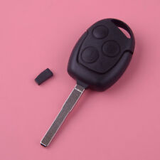 Car 3 Button Remote Key 433MHZ Replace w 4D63 Chip for Ford Mondeo Fiesta Focus