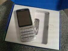 Nokia  C3-01 - Silber (Ohne Simlock) Smartphone !!!  Wie Neu!!