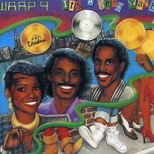 Warp 9 - It's a Beat Wave [New CD] Canada - Import