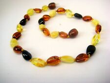 BEAUTIFUL BALTIC AMBER CHILDRENS NECKLACE