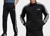 Adidas Sport Suite, jacket & pants matched set - Black/White- all sizes