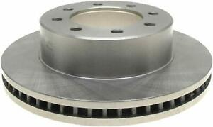 ACDelco 18A2680A Advantage Non-Coated Front Disc Brake Rotor +/- Dodge Ram 09-19