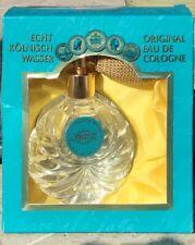 ECHT KOLNISCH WASSER 4711 ORIGINAL EAU DE COLOGNE + ATOMIZER Germany NEW IN BOX