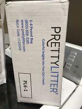 New listing Pretty Litter Ultra Premium Kitty Cat Litter 6 Pound Bag