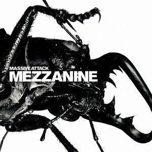 Massive Attack Mezzanine Vinyl Record: Vinyl
