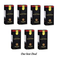7 Boxes ORGANO GOLD GOURMET BLACK COFFEE - BIG SALE ON THIS MONTH ONLY!