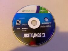 Just Dance 3 (Microsoft Xbox 360, 2011) - DISC ONLY