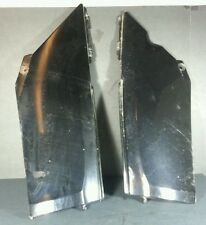 1990 ZX600 zx 600 left & right side fairing plastic panel nice zx600 90
