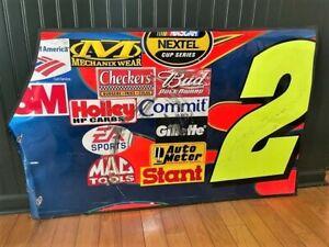 Jeff Gordon Signed Nascar Door Panel All Star Race May 2006