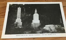 Martyrs Of Walhalla  Resting Place North Dakota