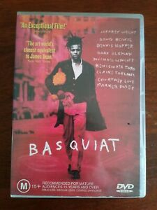 Basquiat (DVD, 2003)