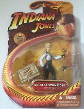 "Indiana Jones Action Figure of DR. ELSA SCHNEIDER From Last Crusade 3.75"" Tall"