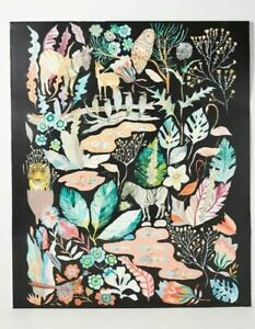 NWT Anthropologie Michelle Morin Salmon Run Mural Wallpaper by York Whimsy