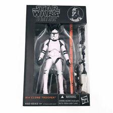 "Hasbro Star Wars Black Series 6"" #014 Clone Trooper - New Boxed"
