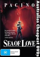Sea Of Love DVD NEW, FREE POSTAGE WITHIN AUSTRALIA REGION 4