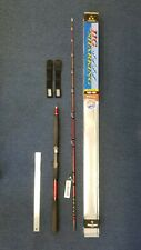 "YONG SUNG KOREA 6' 10"" 2 PIECE CARBON-GRAPHITE SALTWATER BOAT ROD / FUJI GUIDES"