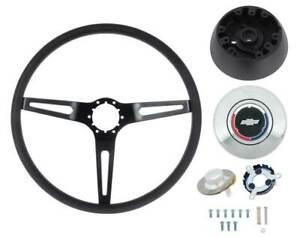 1969-72 Chevrolet Corvette Comfort Grip Steering Wheel Kit w/Tilt Wheel