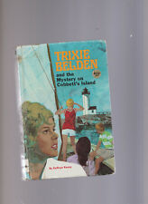 OLD:Kathryn Kenny/Trixie Belden 13 The Mystery On Cobbett's Island H/C