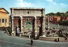BR21400 Arco di Settimio Severo Roma   italy