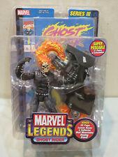 MOC ToyBiz Marvel Legends Series III Ghost Rider Action Figure 2002