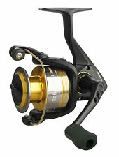 OKUMA SAFINA NOIR SFR80 FRONT DRAG FIXED SPOOL FISHING REEL SPINNING COARSE CARP