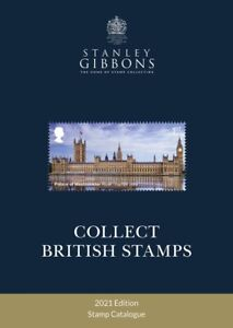 2021 Stanley Gibbons Collect British Stamps - In Stock -  Just  £14.95
