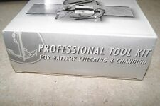 PROFESSIONAL TOOL KIT FOR BATTERY TESTING & CHANGING CLOCK TOOLS