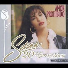 Amor Prohibido [Remaster] by Selena (CD, Sep-2002, EMI Music Distribution)