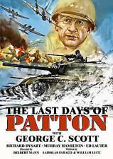 LAST DAYS OF PATTON-LAST DAYS OF PATTON  DVD NEW