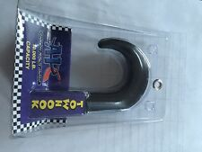TOW HOOK BLACK UNIVERSAL 4X4 JEEP FORD CHEVY TRUCK DODGE OFF ROAD RECOVERY NEW