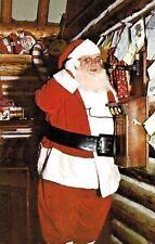 North Pole,Colorado,Santa's Workshop,Telephone Unit,Santa on Phone,Chrome,1950s