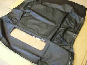 Classic MG TF Hood Kit, Part No 242-210 Vinyl Black   ***NEW  £100 SAVING***