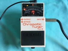 BOSS  TU-3  Chromatic Tuner. Excellent Condition in Full Working Order