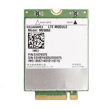 Unlocked HUAWEI ME906E NGFF LTE/HSPA GPS WCDMA+GPRS 3G 4G WWAN Module Card
