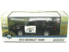 Chevrolet Tahoe California Highway Patrol (2012)