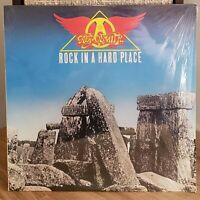 Aerosmith Vinyl LP Rock in a Hard Place 1982 Columbia Jacket Still in Shrink