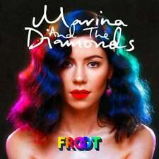Marina And The Diamonds - Froot NEW CD