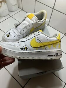 Nike air force 1, White, UK Size 4
