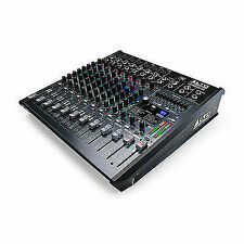 Alto LIVE1202 Live 1202 Professional 12 Channel DSP Effects USB Band Mixer